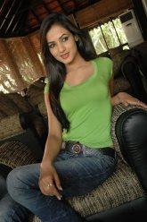 Sonal-Chauhan-Tight-Green-Top-Denim-Jeans (54)