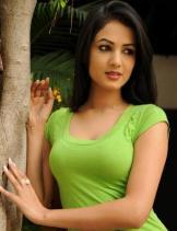 Sonal-Chauhan-Tight-Green-Top-Denim-Jeans (8)