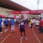 Race Report – Airtel Hyderabad Marathon 2013