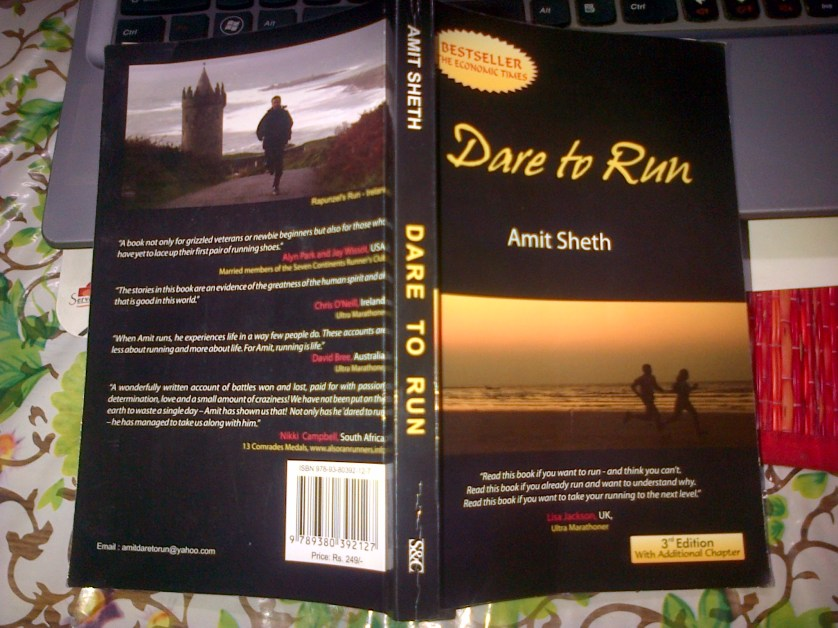 book review dare to run