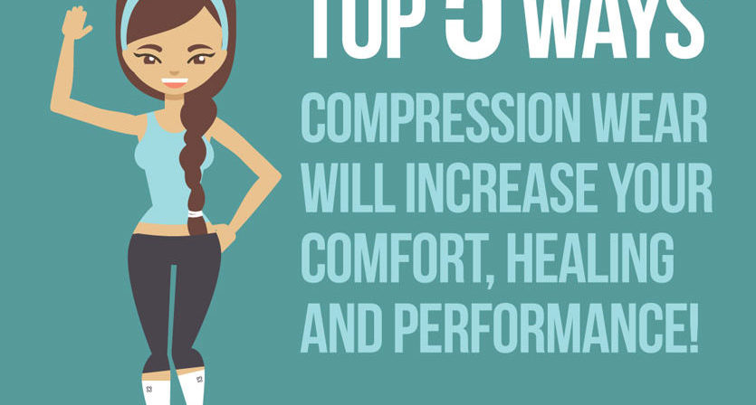 6c29b3a811 INFOGRAPHIC] Top 5 Benefits Of Compression Socks - Blog On Running