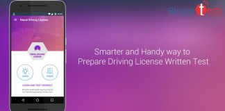 Nepal Driving License App