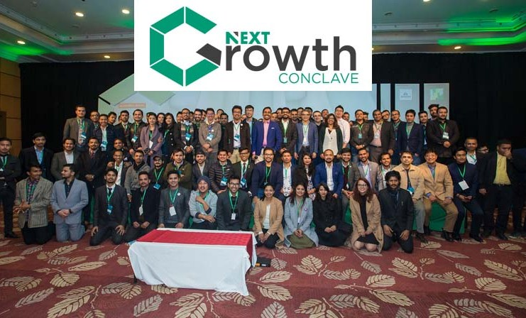next growth conclave kicked off
