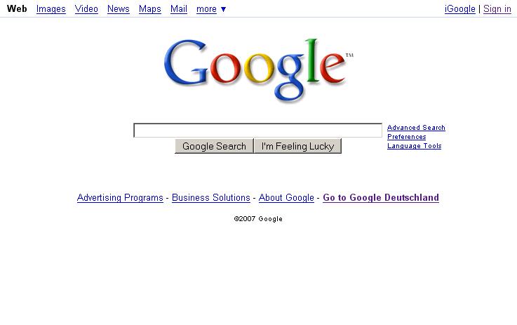 Google2007