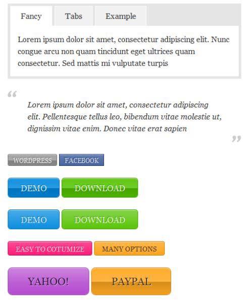 Shortcode ultimate WordPress plugin