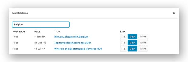 how to add custom manual related posts in wordpress