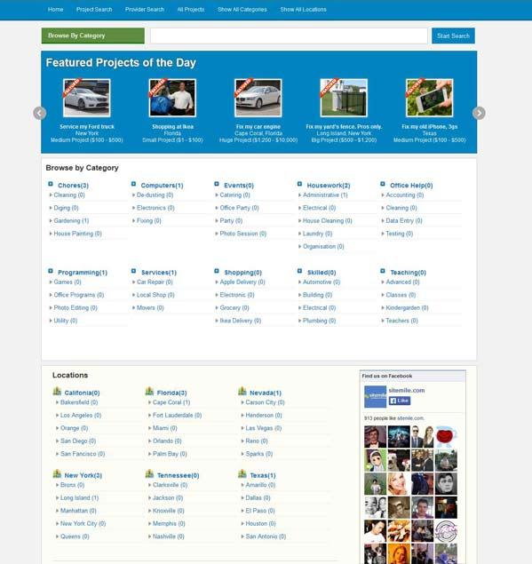Freelance-project-theme-wordpress