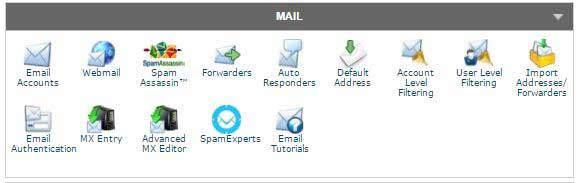 email hosting with Siteground