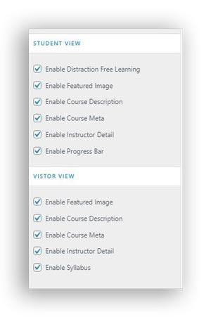 course lesson view in atsra wordpress theme review