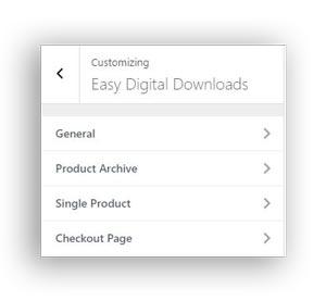 easy digital downloads theme