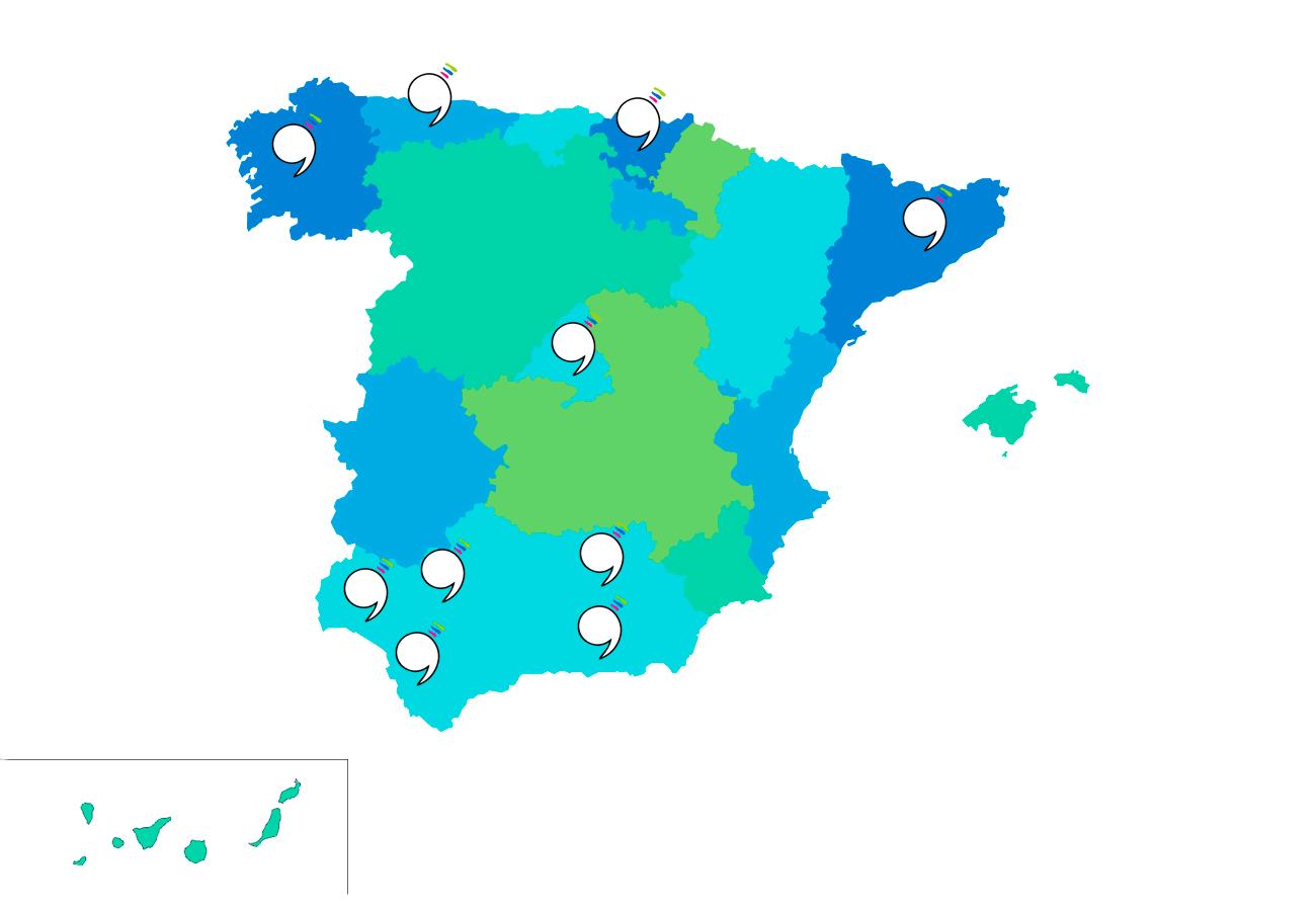 mapa de clientes blogosur