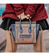 mini bag celine
