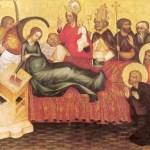 Maryja w pieluszkach