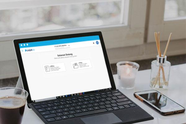 e-Billing dan e-Filling tidak harus lewat djponline