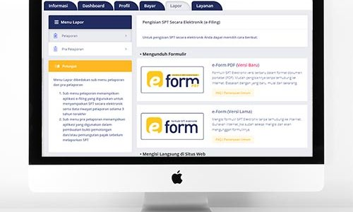Lapor SPT semakin mudah bisa offline dengan e-Form PDF
