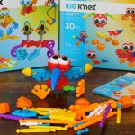 • Winactie • | KID K'NEX Zoo Friends + Ocean Pals
