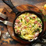 Romige Boontjes vs Witte Pasta: heerlijk, simpel & Low Carb!