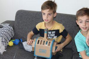 Nintendo Labo Voertuigenpakket: onderzeeër