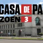 La Casa de Papel – seizoen 3 komt er aan!