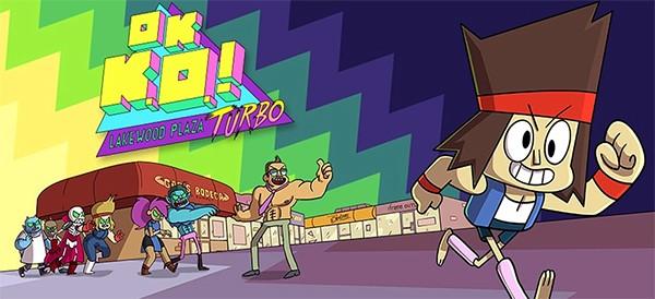 Ok K.O.! op Cartoon Network