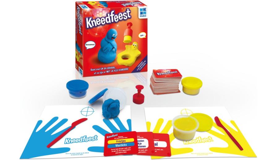 review Kneedfeest - het spel voor de hele familie