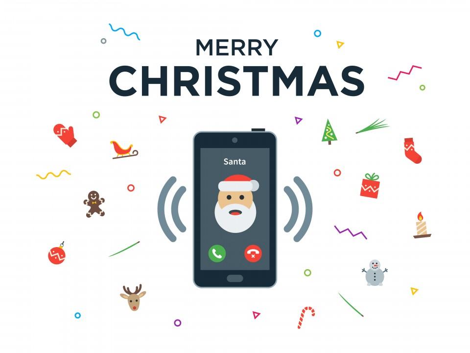 De 5 leukste kerst apps van 2019