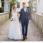 Het trouwpak maakt de bruidegom