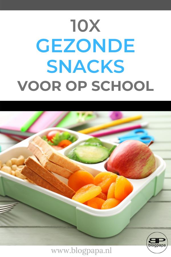 Wat zijn gezonde snacks die je je kinderen kunt meegeven naar school? Lees hier 10+ tips voor gezonde school snacks voor kinderen.
