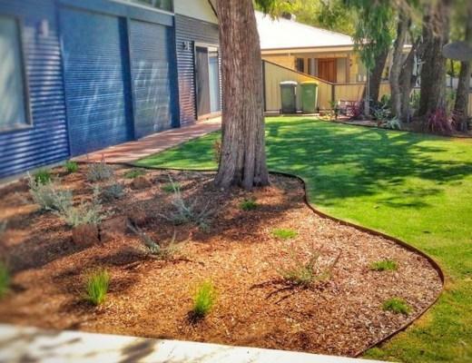 Cortenstaal borderrand: de finishing touch van je tuinborder!