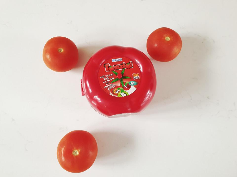Tomato Het vlugge kaartspel