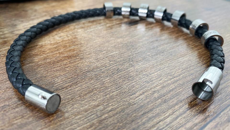 Vaderdag Cadeau tip: een papa armband