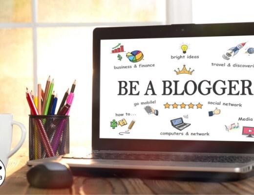 mijn blog website