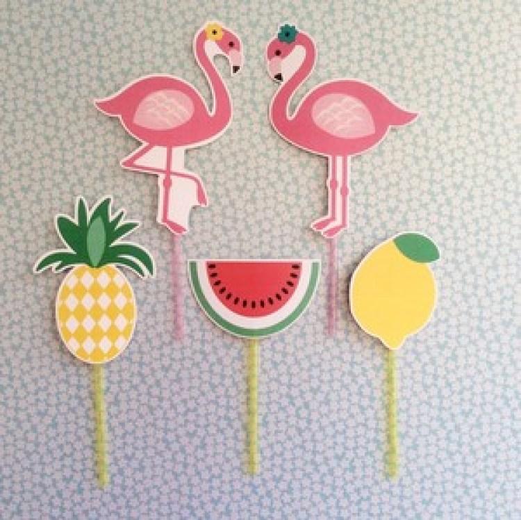 Como Fazer Uma Festa De Flamingos Faca Voce Mesma