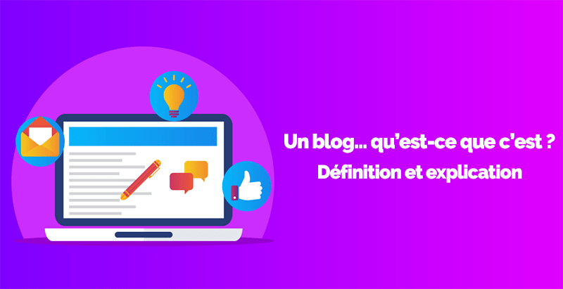 Blog definition explication
