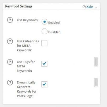 como adicionar palavras-chave-search engine