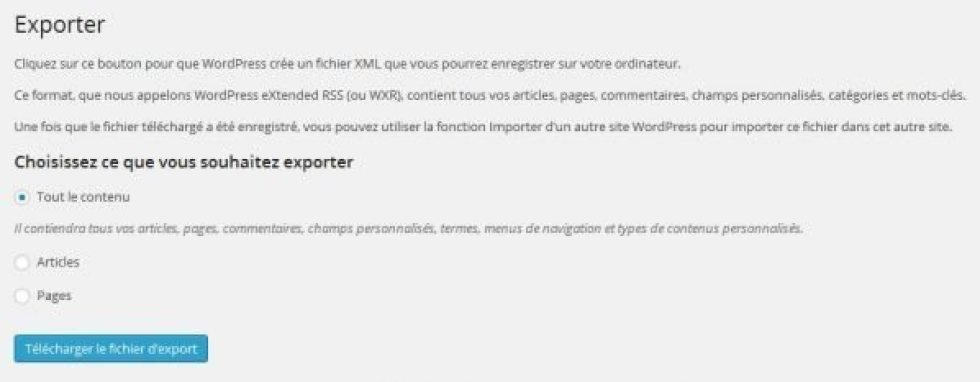 comment-migrer-site-wordpress-vers-wordpress