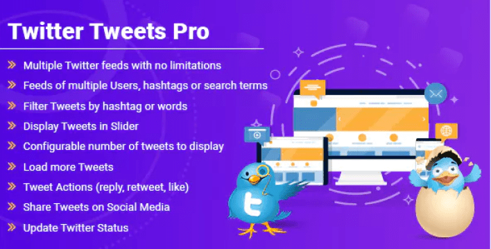 Twitter Tweets plugin WordPress