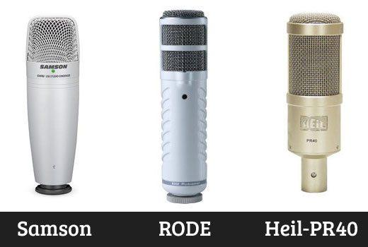 mikrofonlar