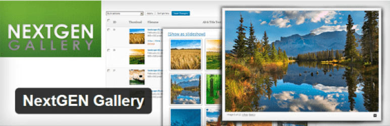 next-gen-gallery-plugin-wordpress