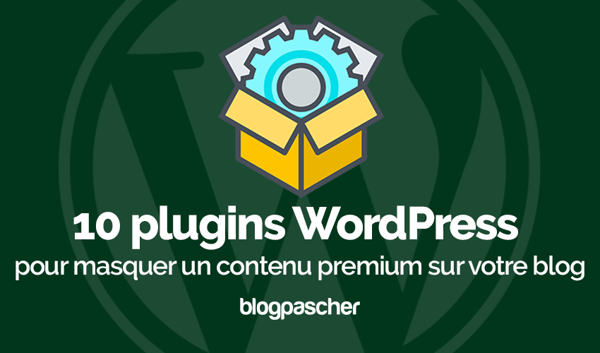 Plugin Wordpress Esconder Blog de Conteúdo Premium