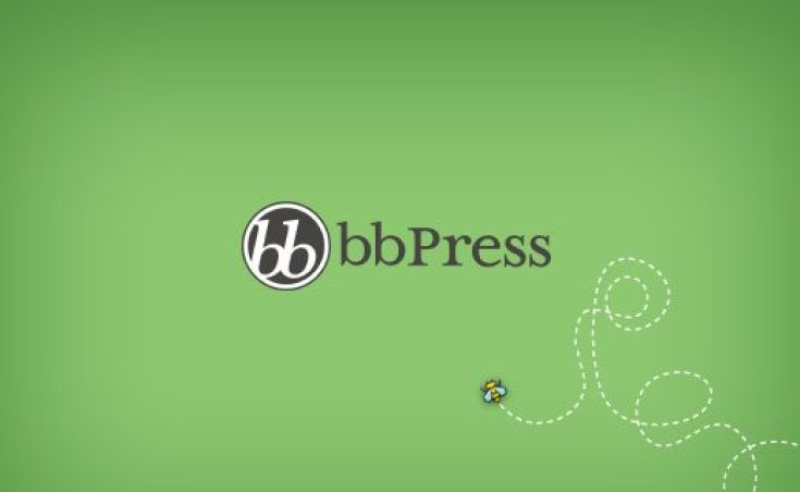 bbpress-плагин-WordPress