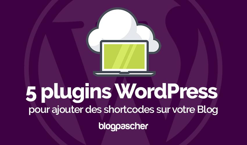 Plugin Wordpress Shortcodes