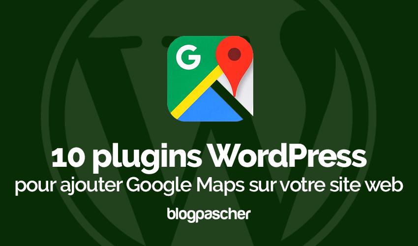 Plugin Wordpress Tambahkan Situs Google Maps