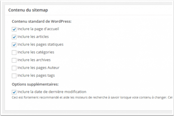 content-the-sitemap