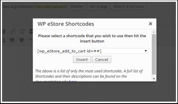 Como vender seus produtos com segurana com o estore plug in wp list shortcodes fandeluxe Image collections