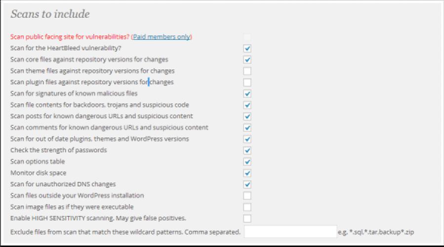 options-scan-activee