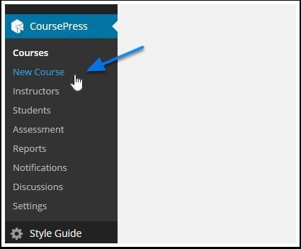 how-create-a-nova-course menu