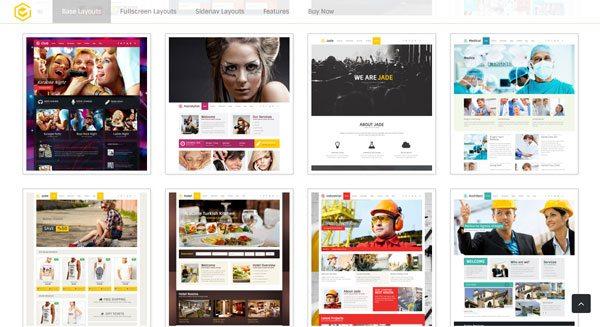 Jade : un thème WordPress multipurpose (multifonctions)