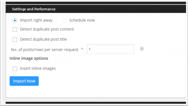 WP-ultimate-CSV-Import-throw-the-Import