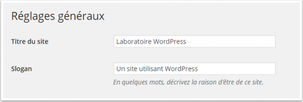 reglages-generaux-wordpress